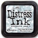 Ranger Tim Holtz® Distress Ink Pad - Weathered Wood